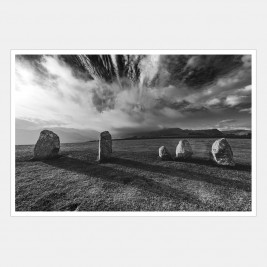 Castlerigg Stone Circle, Lake District National Park, Cumbria | 3 of 5