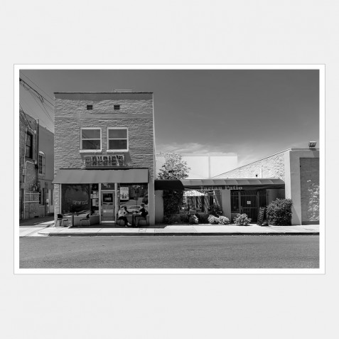 Augies Coffee House in Redlands, California, USA