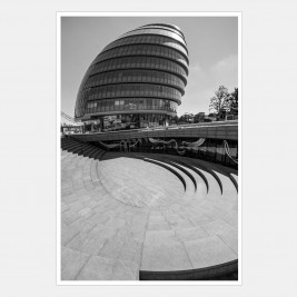 City Hall and Scoop on the South Bank of the River Thames | 2 of 2