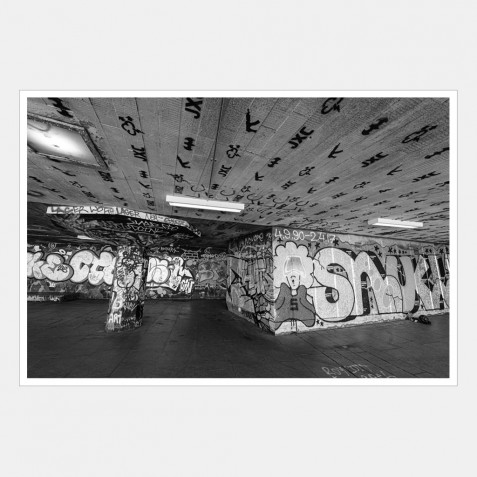 Skate Space, the Undercroft, Southbank Centre  3 of 3