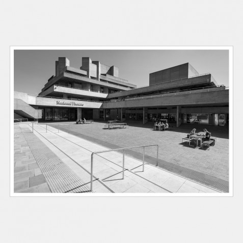 The National Theatre of Great Britain | 2 of 7